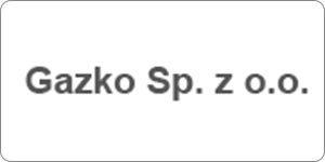 Gazko Sp. z o.o. - logo