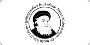 II LIceum Ogólnokształcące w Rybniku - logo