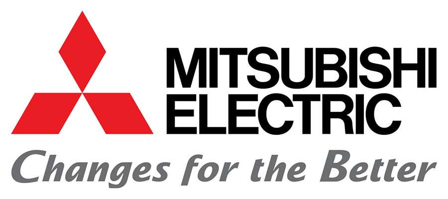 MITSUBISHI ELECTRIC - logo