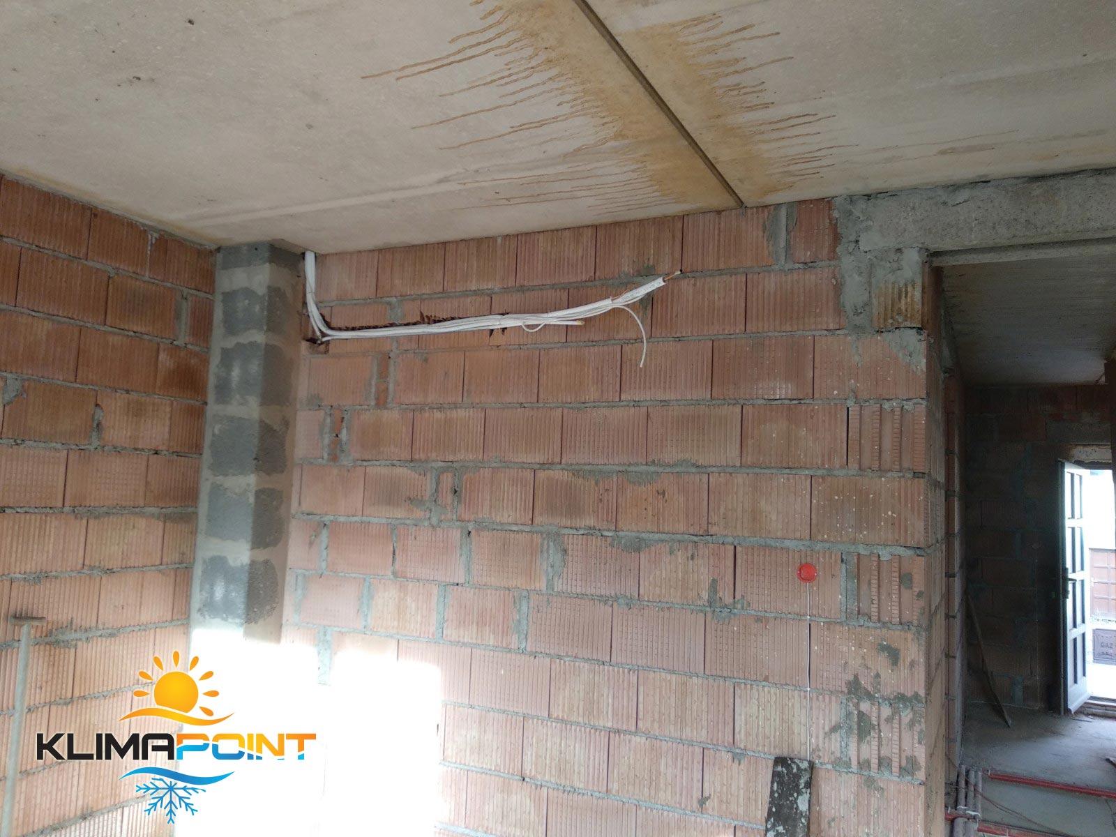 Przygotowanie instalacji chłodniczej klimatyzacji