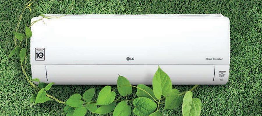 Cennik i katalog klimatyzatorów LG – 2018
